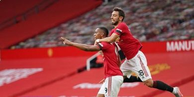 LINK LIVE STREAMING  Man United vs LASK - Tugas Enteng, Setan Merah Siap-siap Lolos