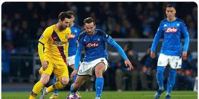 Barcelona Bukan Favorit untuk Menangi Liga Champions 2019-2020
