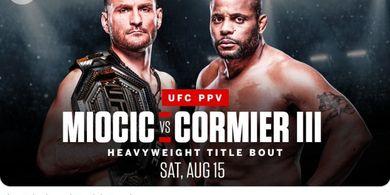 Siap-siap UFC 252 - Perang Besar Empat Raksasa Kelas Berat