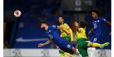 Menang Lawan Norwich City, Chelsea Jauhi Leicester City dan Manchester United