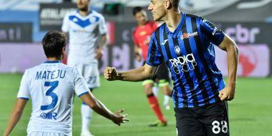 Atalanta vs PSG - Semua Angkat Topi untuk La Dea