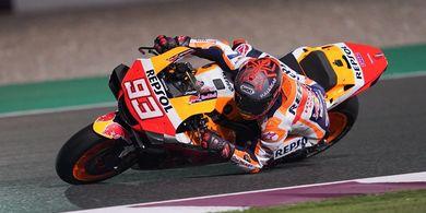 Marc Marquez Alami Cedera, Pengembangan Motor Honda dalam Petaka