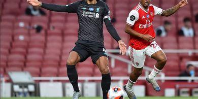 Cara Bermain Arsenal Memaksa Liverpool Membuat Kesalahan Fatal