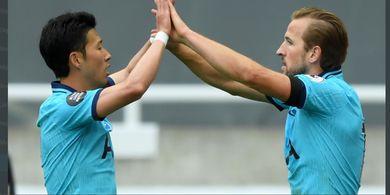 Kane Dedikasikan Kemenangan Spurs Atas Newcastle untuk Serge Aurier