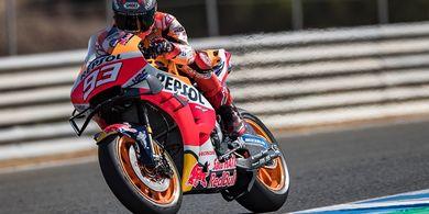 Saking Gilanya, Manajer Honda Akui Marc Marquez Makin Mirip Binatang