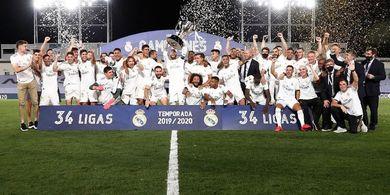Kiper Legendaris Real Madrid Berharap Liga Spanyol Munculkan Juara Baru