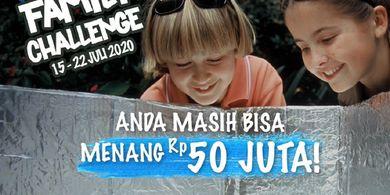 Mola TV Kembali Buka Mola TV Family Challenge Tahap 2 Berhadiah 50 Juta