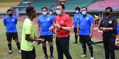 Ketua Umum PSSI Apresiasi Timnas U-16 Indonesia yang Gelar TC Meski Piala Asia U-16 Ditunda
