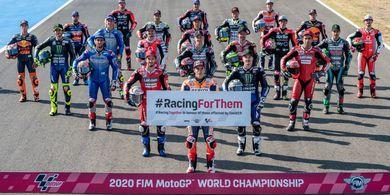 Jadwal MotoGP Eropa 2020 - Valentino Rossi dan Marc Marquez Masih Absen?
