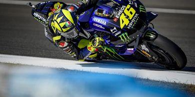 Motivasi Rossi untuk Juara di Brno! Perpaduan Teknis dan Emosi