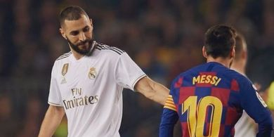 Bantah Hasut Bek Real Madrid, Karim Benzema Sebut-sebut Anjing