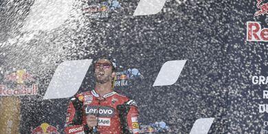 Dovizioso Punya Harapan Tinggi pada MotoGP Republik Ceska, tetapi...