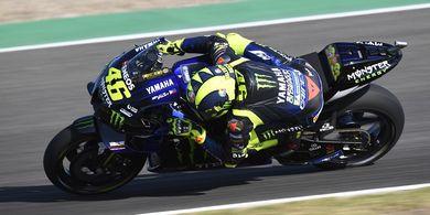 Bukan Podium, Inilah Hal yang Disesalkan Yamaha dari Valentino Rossi