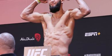 DEAL! Khamzat Chimaev Dapat Lawan Top UFC untuk Duel Tanggal 19 Desember
