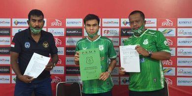 Perseteruan Paulo Sitanggang dan PSMS Medan Berakhir Damai