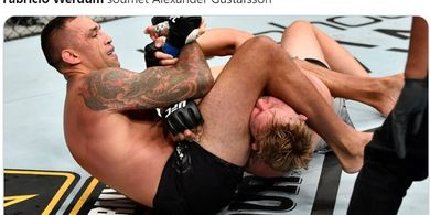 Hasil PFL 3 - Bertekad Jadi Duta, Mantan Raja Monster UFC Malah Tumbang