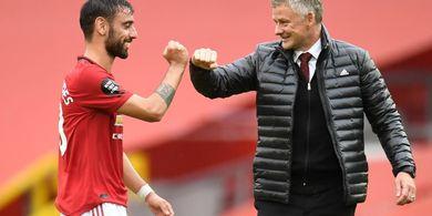 Starting XI Man United vs Kobenhavn - Kekuatan Penuh Setan Merah, De Gea Diparkir
