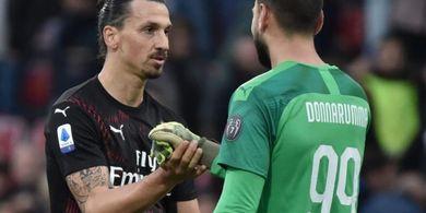 Stefano Pioli Tak Bisa Bayangkan AC Milan Tanpa 2 Pemain Ini