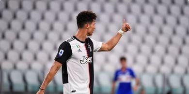 Link Live Streaming Juventus vs Lyon - Ronaldo Ampuh di Kandang?