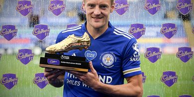 Bikin Dongeng Baru di Piala FA, Hollywood Siap Filmkan Jamie Vardy dan Leicester City