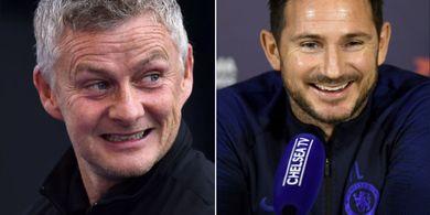 Ole Gunnar Solskjaer Pertanyakan Keputusan Chelsea Pecat Frank Lampard