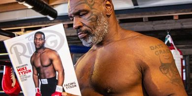 Tujuan Mengerikan Mike Tyson pada Duel Tinju Melawan Roy Jones Jr
