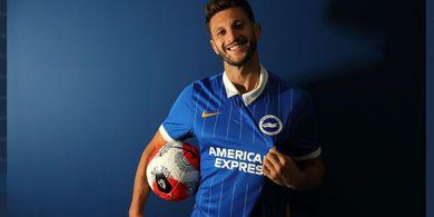 Tinggalkan Liverpool, Adam Lallana Temukan Hal yang Sama di Klub Baru