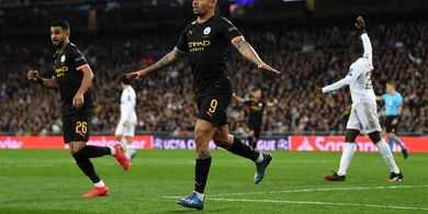 Link Streaming Manchester City Vs Real Madrid, Babak 16 Besar Liga Champions