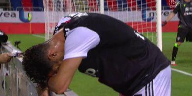 Juventus Vs Lyon - Beban Berat Ada di Pundak Cristiano Ronaldo