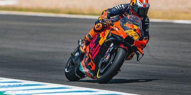 MotoGP Republik Ceska 2020 - Pol Espargaro Murka karena Bendera Kuning