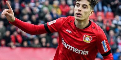 CEO Bayer Leverkusen Benarkan Kai Havertz Telah Bicara Soal Transfer