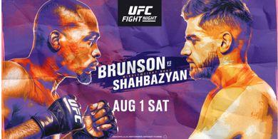 UFC Fight Night 173 - Hajatan Terkutuk, Ada Petarung Positif COVID-19 dan Pingsan di Hari-H