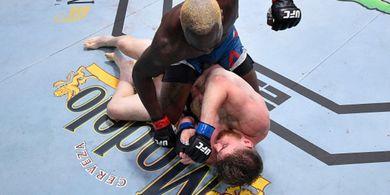 UFC Fight Night 173 - Kejutan, Gacoan Ronda Rousey Dihajar Habis Petarung 36 Tahun