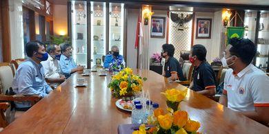 Persija Jakarta Kantongi Izin Bupati Bantul untuk Bermarkas di Stadion Sultan Agung