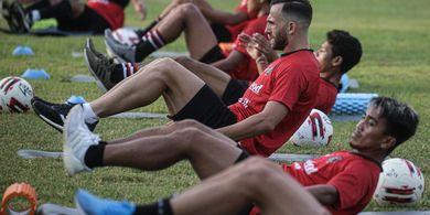 Ikut Latihan Perdana, Pemain Muda Bali United Pasang Target Khusus