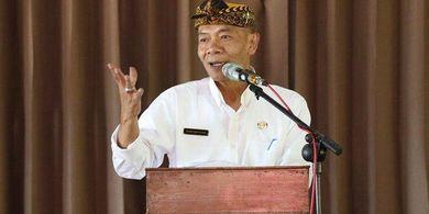 Ketua Umum Persikab Kabupaten Bandung Meninggal Dunia