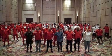 Tak Hanya Timnas U-19 Indonesia, Timnas Indonesia Juga akan TC di Korea Selatan