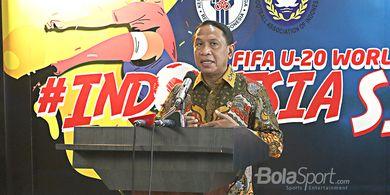 Soal Anggaran Total Piala Dunia U-20 2021, Kemenpora Tunggu Koordinasi dengan FIFA