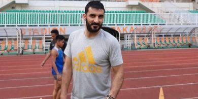 Latihan Bersama, Tira Persikabo Kedatangan Pemain Asing Asal Uzbekistkan