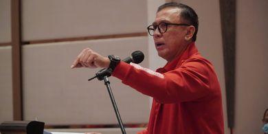 Ketua Umum PSSI Tanamkan Filosofi Melayani Masyarakat pada Pemain Timnas Indonesia