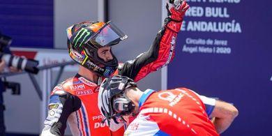 MotoGP Emilia Romagna 2020 - Gagal Pole Position, Francesco Bagnaia Pede dengan Ritmenya
