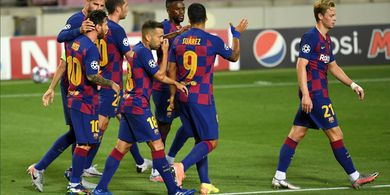 Barcelona Konfirmasi Satu Pemain Positif COVID-19 Jelang Laga Melawan Bayern Muenchen