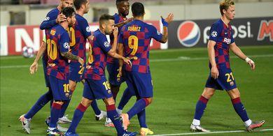 Barcelona Vs Bayern Muenchen - Optimisme El Barca Bermodal Rekor Tempat Netral