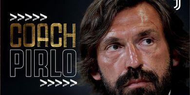 Kronologi Pergantian Pelatih Juventus: Pemecatan Sarri ke Pelantikan Pirlo dalam 5 Jam!