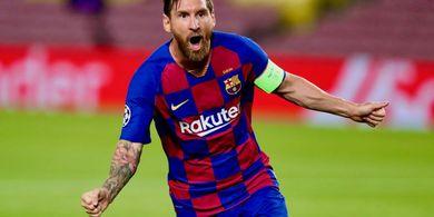 Barcelona Vs Bayern Muenchen - Hansi Flick: El Barca Tak Cuma Lionel Messi