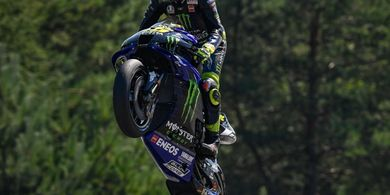 Dengar Kabar Terbaru MotoGP Misano 2020, Valentino Rossi Kegirangan