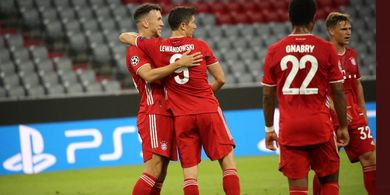 Hasil Babak I - Gol dan Assist Lewandowski Bikin Chelsea Tertinggal 1-5