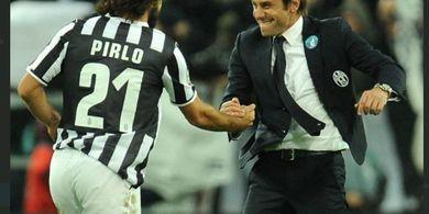 Andrea Pirlo Datang, Akhirnya Juventus Dilatih Mantan Pemain Lagi