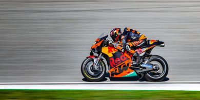 Hasil FP2 MotoGP Emilia Romagna 2020 - Binder Tercepat, Nakagami dan Quartararo Mengekor