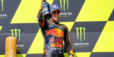 Kalah Telak! Quartararo Terkejut dengan Performa KTM di MotoGP Ceska